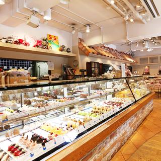 ル・サントノーレからスタートした地域一番店